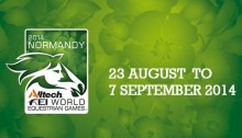 WEG 2014, Normandy, France